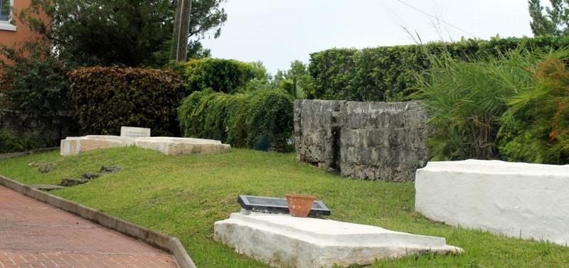 Cemetery of Cobb's Hill church
