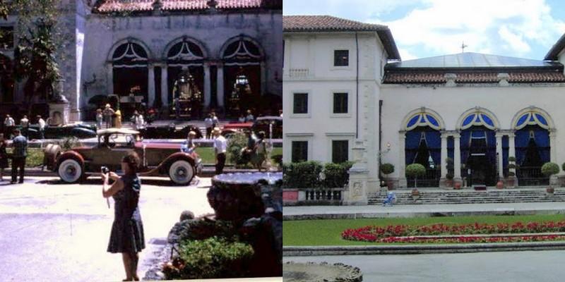 West side of Vizcaya - 1967-2004