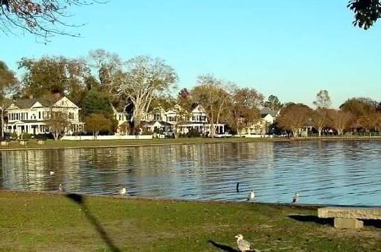 Edenton waterfront