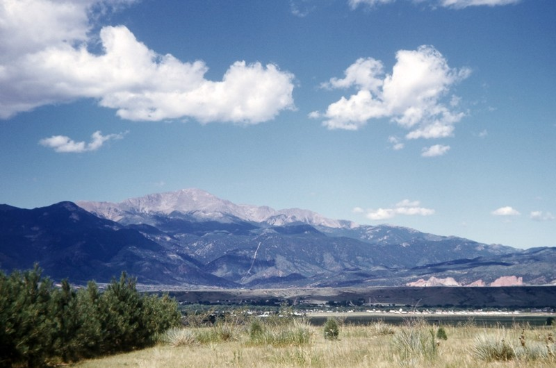 Front Range of the Rockies