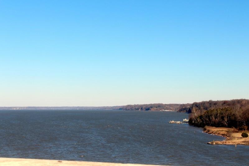 The sullen Potomac