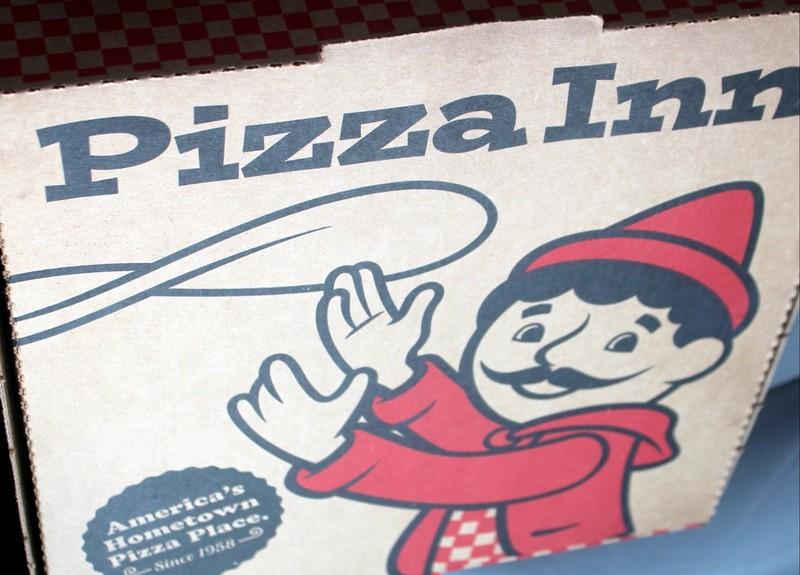 Pizza Inn box