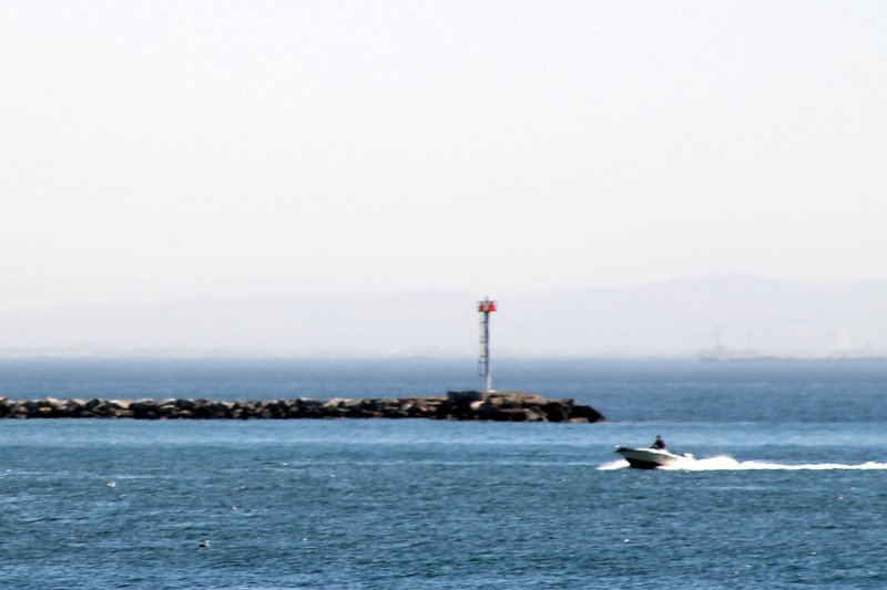 harbor jetties