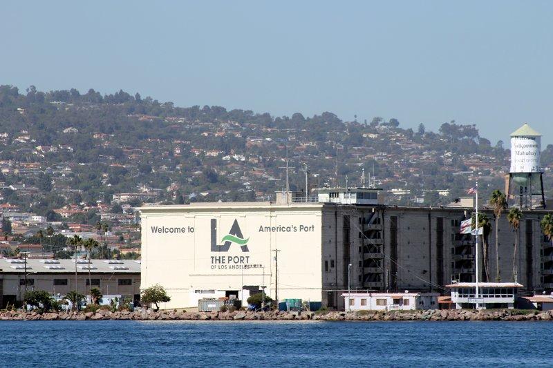 Original Port building