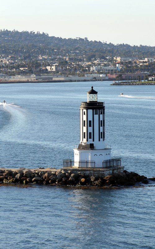 Angels Gate Lighthouse