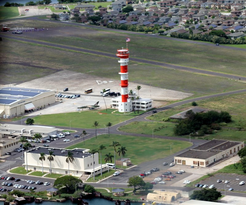 Control tower - Pearl Harbor