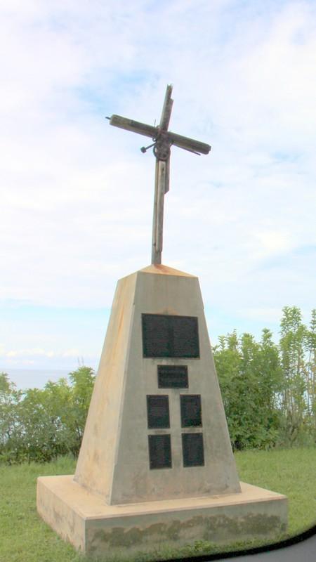 Memorial to the Sea Venture