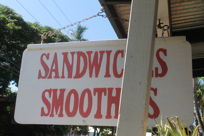 Sandwiches - Smoothies
