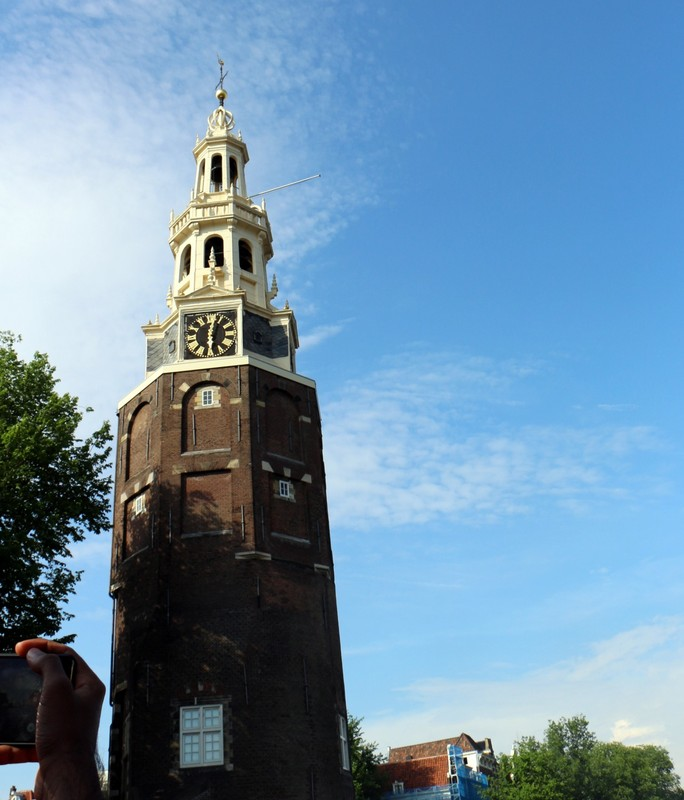 Montelbaanstoren tower