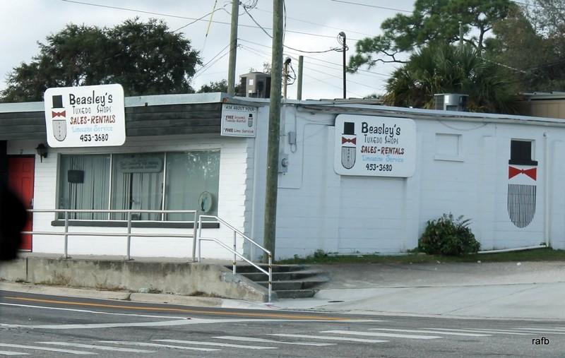Beasley's Tuxedo Sales and Rentals