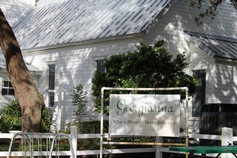 Georgiana sign