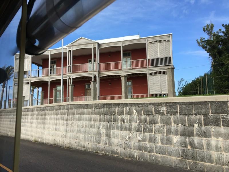 Bermuda Architecture