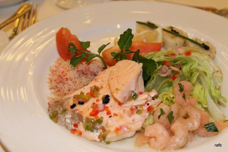 Neptune chef's salad