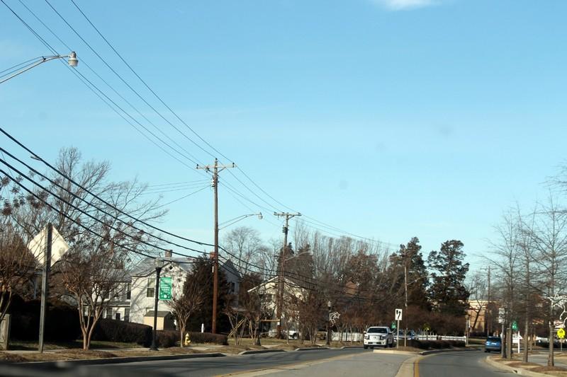 Leaving Leonardtown