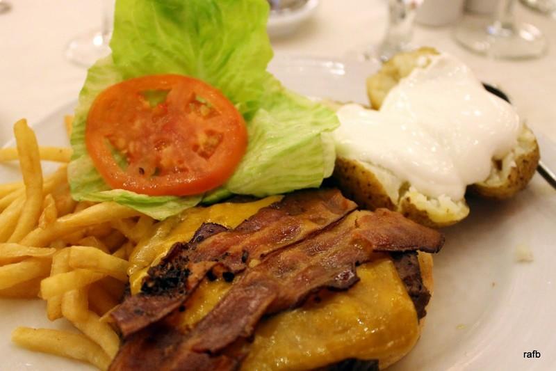Make it yourself hamburger - everyday menu