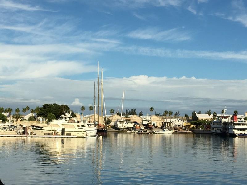 Dockyard marina
