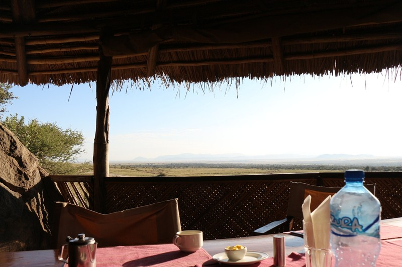 Breakfast at Olduvai