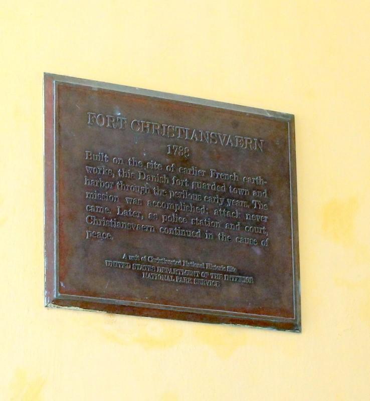 Fort Christiansvaern 1788