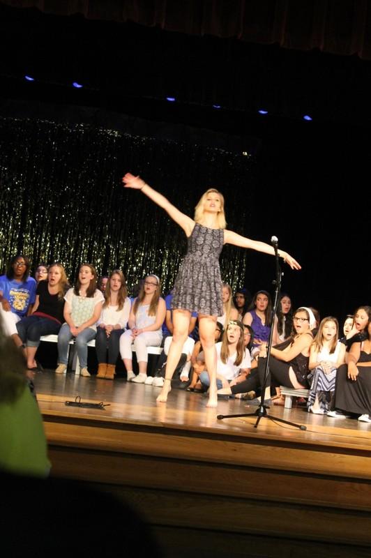 Dancer - not a student, parent or teacher