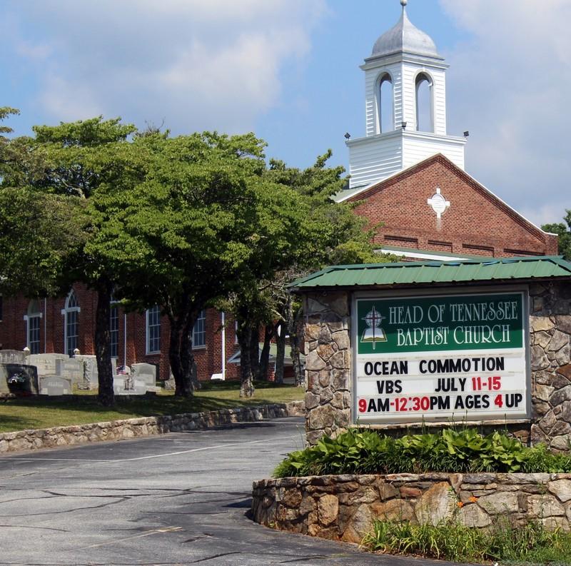 Head of Tennessee Baptist Church