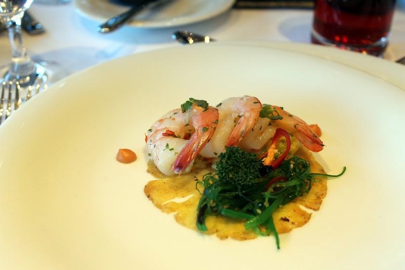 Shrimp and Pineapple Salsa