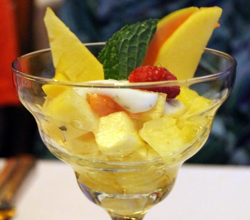 Fruit Ceviche