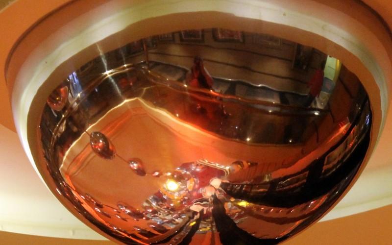 Atrium reflected