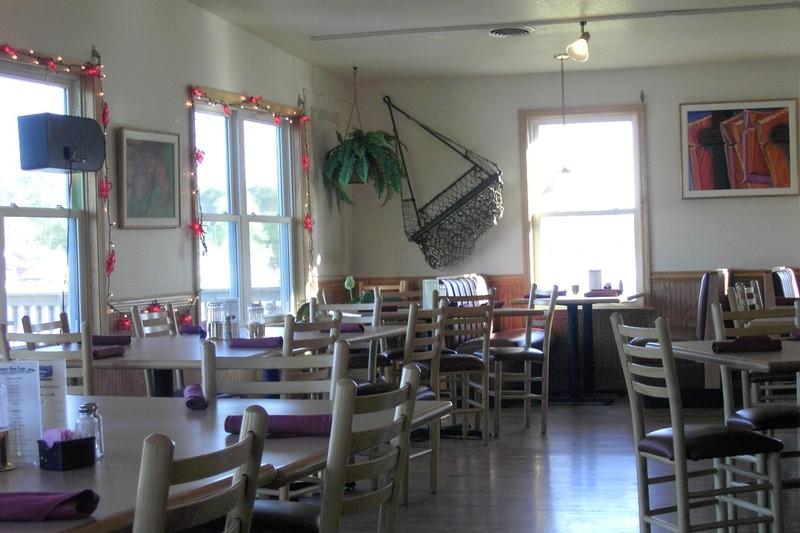 Inside Crabbie's
