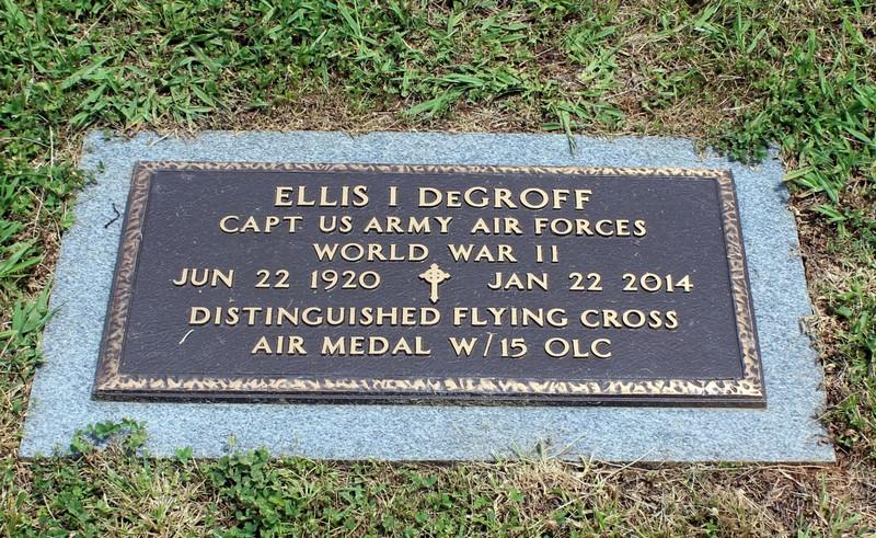 Ellis I deGroff- Rabun Gap Cemetery