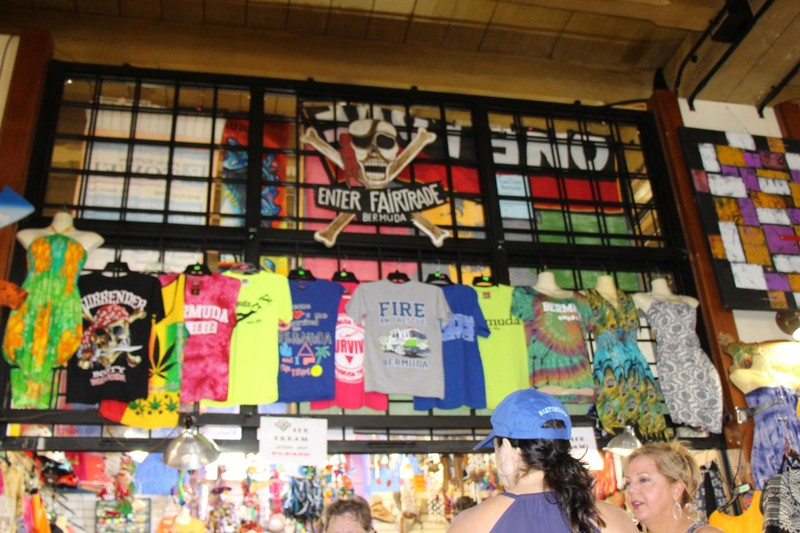 Shop in the clocktower mall