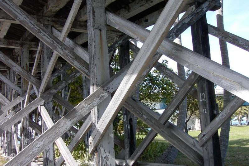 Underpinnings of the bridge
