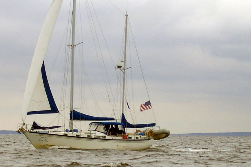 SEA JAY in the Pamlico