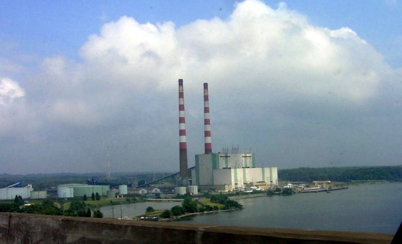 Morgantown power plant