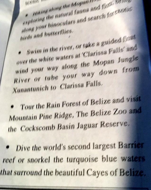 Things to do at Clarissa Falls