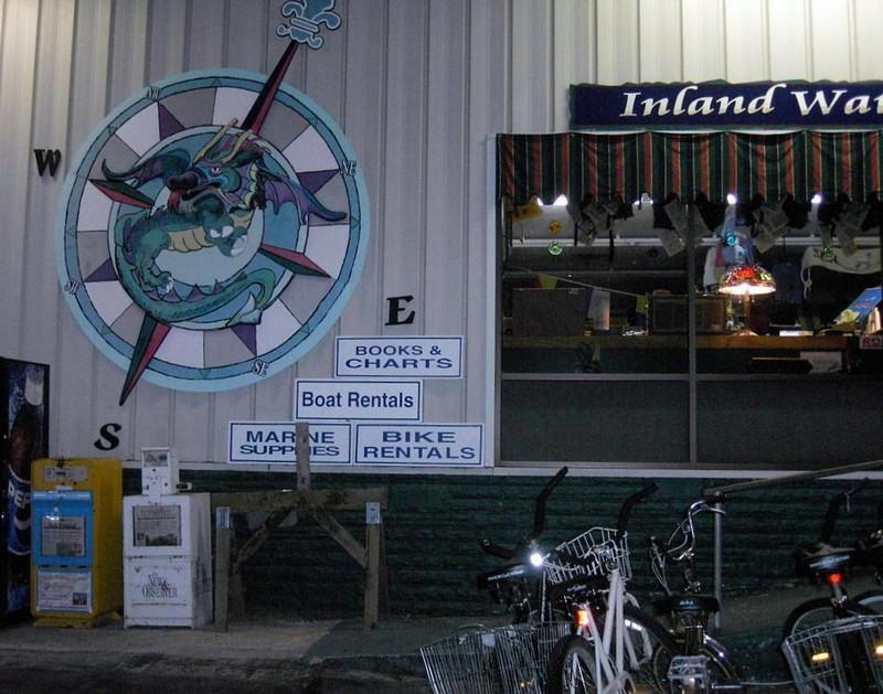 The Inland Waterway Treasure and Provision Companies