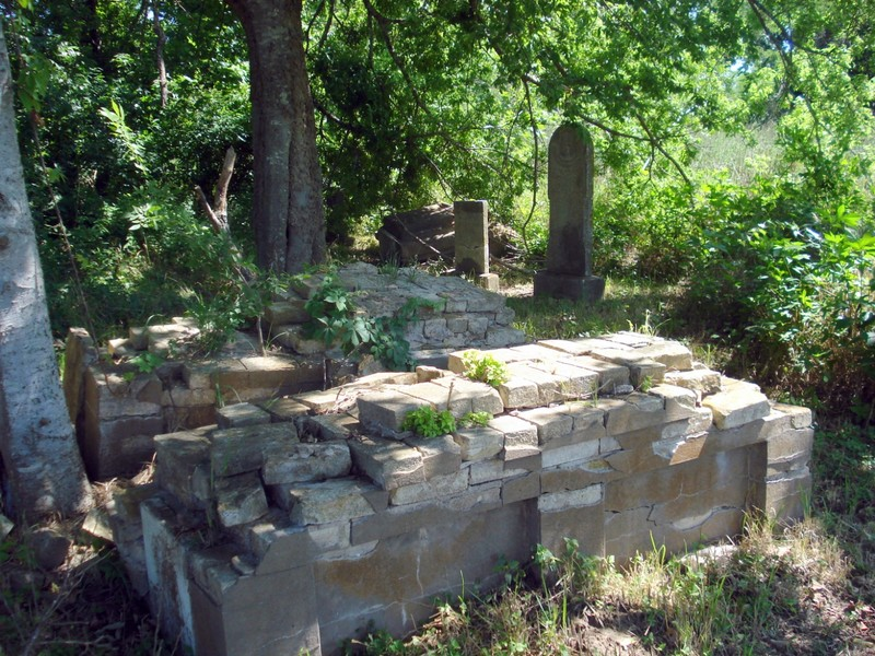 Dr Johnson Hunter Cemetery