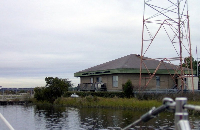Florida Fish and Game building