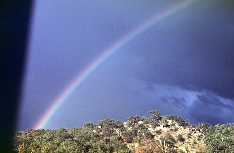 Rainbow near Nucla