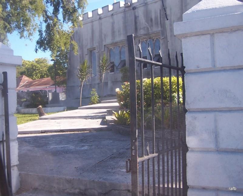 St  mary parish cemetery gate