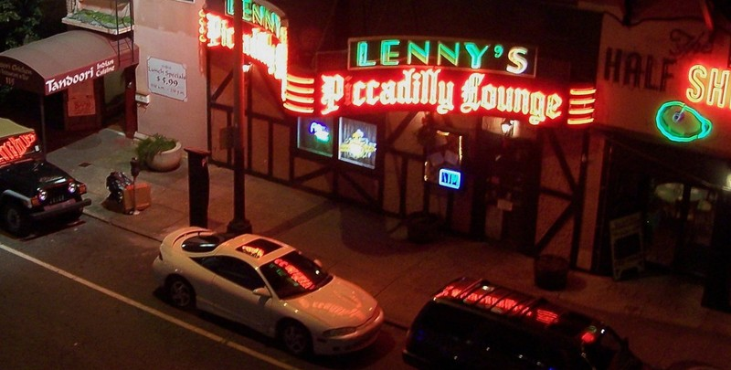Lenny's (part of the Half Shell)