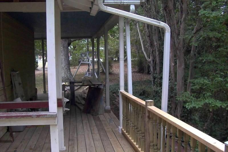 Adding a railing
