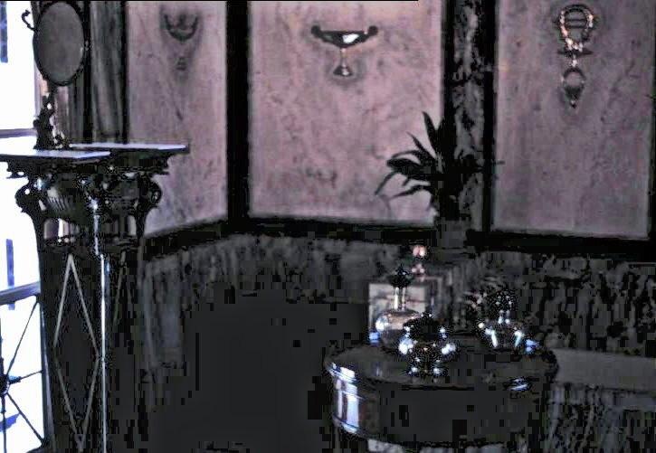James Deering's bathroom