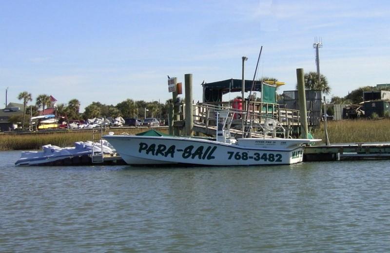 Para Sailing boat