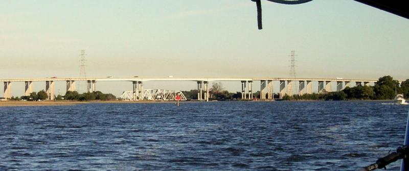 Closed Railroad Bridge