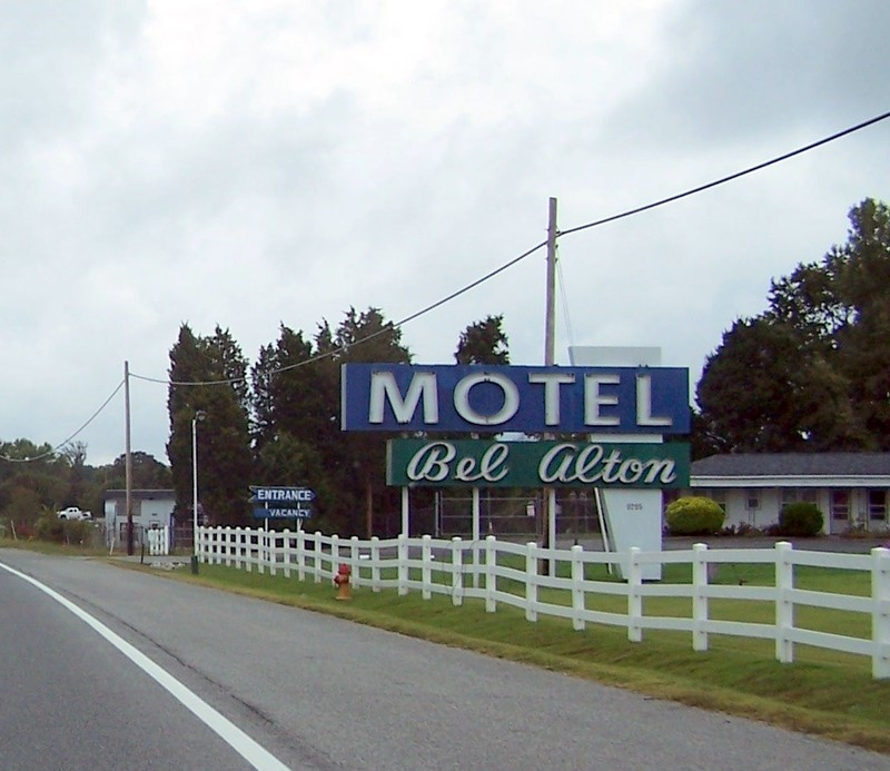 Bel Alton motel