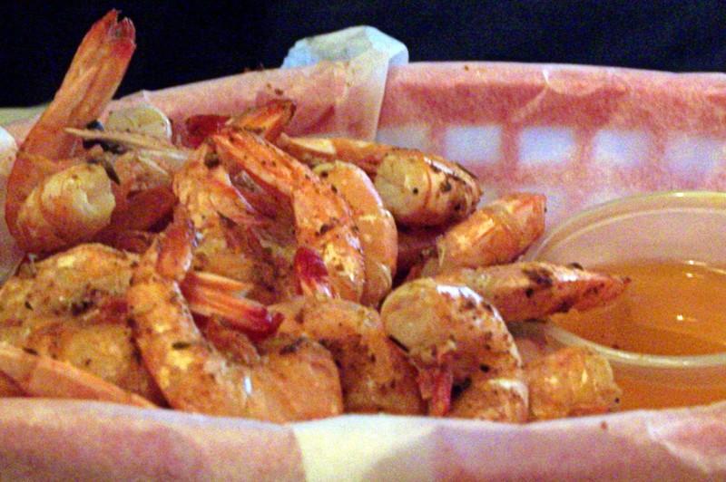 Bimini Style Steamed Shrimp appetizer ($8.99)