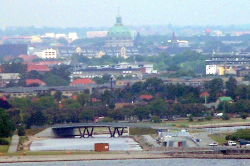 Landing Copenhagen
