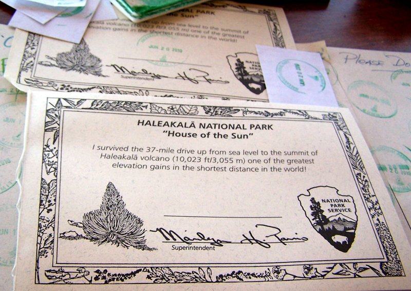 House of the Sun certificate
