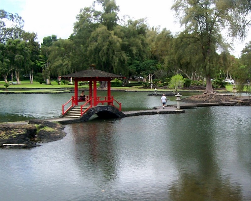 Park in Hilo