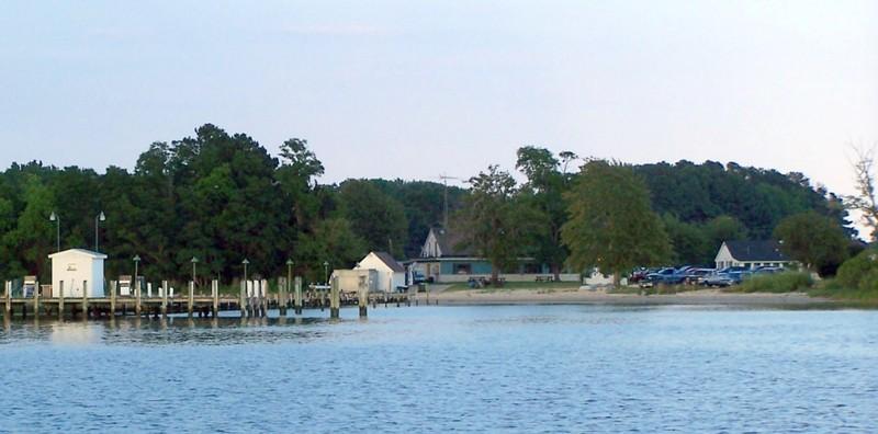 Shores in Smith Creek
